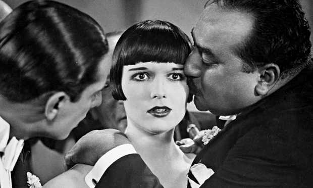 Louise Brooks in Diary of a Lost Girl, by GW Pabst.