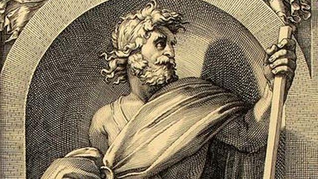 Saturn-God