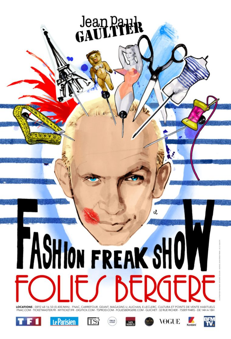 fashionfreakshow-jeanpaulgaultier-affiche-768x1125