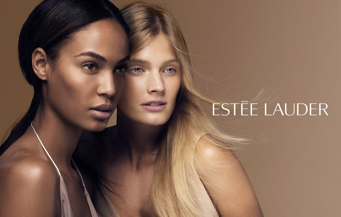 Joan-Smalls-and-Constance-Jablonski-for-Esteé-Lauder-BellaNaija-June2015002