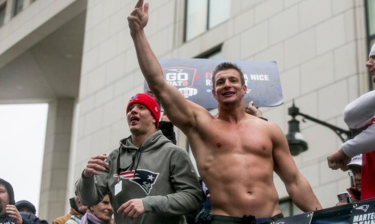 New England Patriots Victory Parade